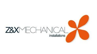Z&X Mechanical Installations Logo