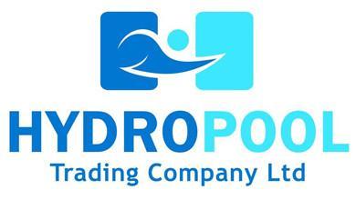 Hydropools Concrete & Fiberglass Pools Logo